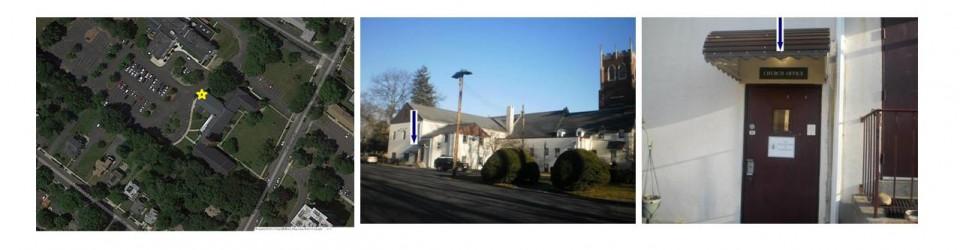 Presbytery Location