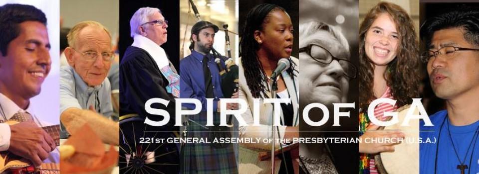 Spirit of GA